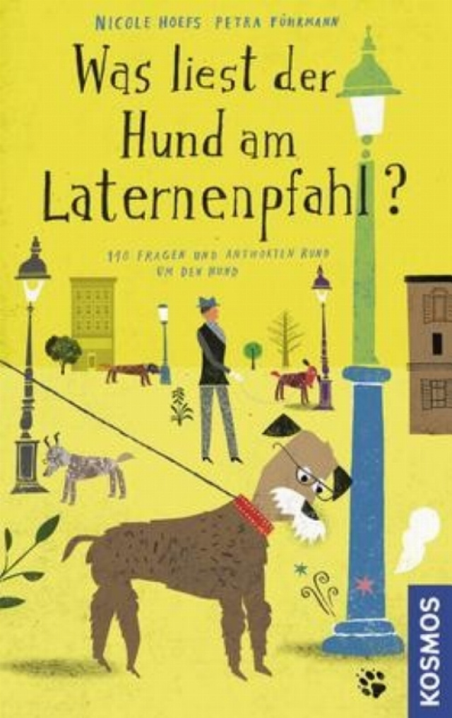 Petra Führmann - Was liest der Hund am Laternenpfahl?