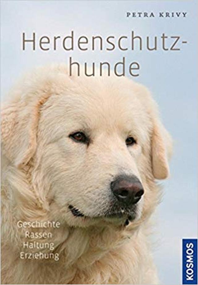 Petra Krivy - Herdenschutzhunde