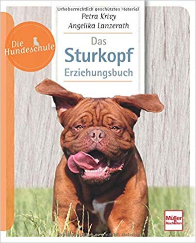 Angelika Lanzerath - Das Sturkopf-Erziehungsbuch
