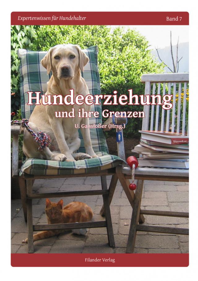 Udo Gansloßer - Hundeerziehung und ihre Grenzen